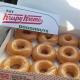 Krsipy Kreme doughnuts