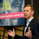 McDonald's CEO Kempczinsky
