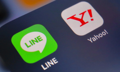 Yahoo Japan and Line