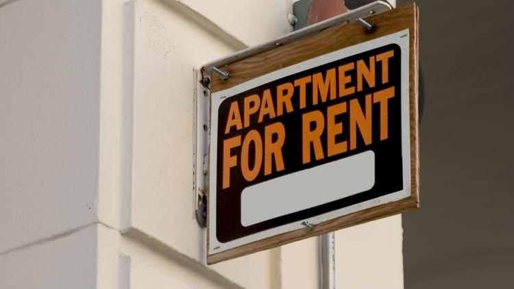 Apartment rents