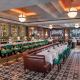 US restaurants empty