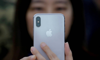 Apple iPhones in China