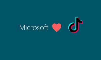 Microsoft TikTok acquisition