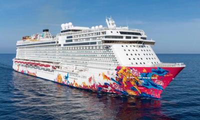 Genting's Dream Cruises